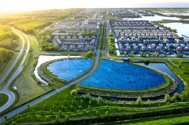 Almere, Pays-bas