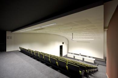 Amphithéâtre  ICS - Campus de Cronenbourg