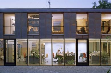 Agence d'architecture nunc à Eckbolsheim