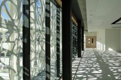 Collège Jules Verne à Rivery