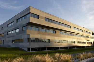 Site administratif du Crédit Agricole Centre France