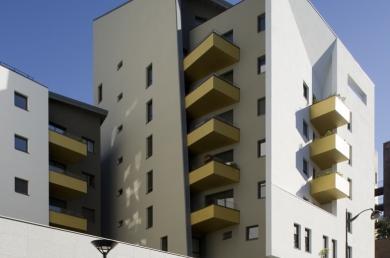 52 logements sur la ZAC Seine Rive Gauche à Paris