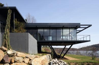 Maison à Aydat, JP Reuillard, Sycomore architectes