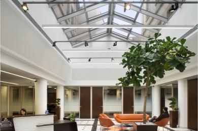 Lama architectes | banque CIC Strasbourg gutenberg