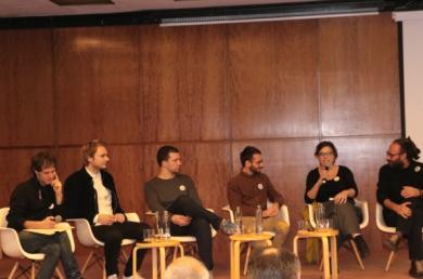 """CAE """"Perspectives : Forum des Jeunes Architectes"""" 23 novembre 2019 à Barcelone"""