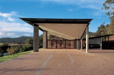 Centre d'éducation Boyd, Riversdale, Australie - Glenn MURCUTT arch.