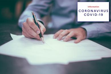 Contrats Coronavirus