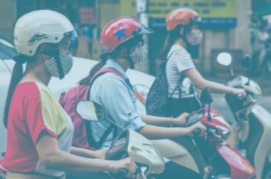 Masques en ville