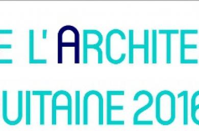 Mois de l'architecture sud-aquitain