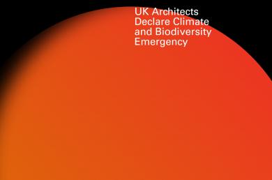 UK Architects Declare Climate and Biodiversity Emergency