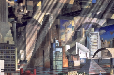 © Cité de l'architecture et du patrimoine / Archives d'architecture du XXe siècle / Fonds Francis Martinuzzi