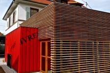 Bibliothèque de Mundolsheim, Atelier Rhénan d'Architecture