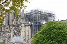 Notre-Dame de Paris - Après l'incendie