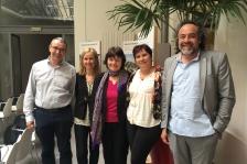 Conférence de presse loi ELAN à Marseille