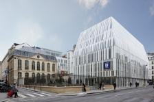 Siège de la Banque Postale, Paris 6e