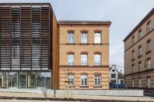 Palais de Justice Haguenau - Nunc Architectes ©Boegly