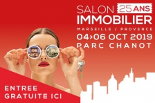 Salon immobilier Marseille-Provence 2019