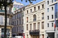 restructuration du cinéma Les Variétés à Marseille