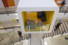 Restructuration d'un bâtiment pour l'Institut de Formation des Professionnels de la Santé d'Avignon