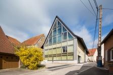 Centre d'interprétation du patrimoine archéologique de Dehlingen