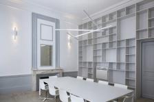 Aménagement de l'agence NBJ Architectes