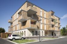 Résidence Marianne à Aigues-Mortes / Gard - Thomas Landemaine Architectes