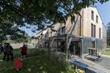 Habitat groupé coopératif « La Cie.Rit » à Saint-Germain-sur-Ille (35)