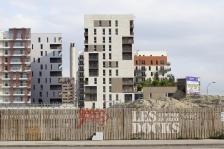 Saint Ouen - ZAC des Docks - Îlot D2 - Lot 2: Bâtiment B