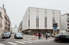 Réhabilitation de l'Amphithéatre 700 de la Faculté de Droit et de Sciences Sociales de Nancy
