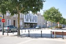 Médiathèque et réserve patrimoniale à Château-Gontier (53)