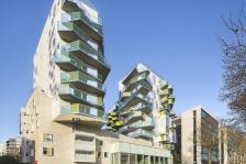 87 logements collectifs sociaux
