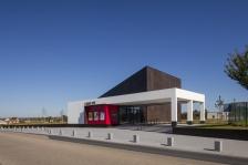 espace multiculturel comprenant une salle de cinéma de 200 places