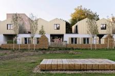 34 logements locatifs groupés et aménagement des espaces publics et paysagers