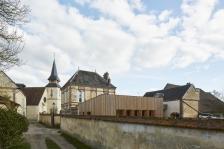 Extension du centre de loisirs de Mézières en Drouais
