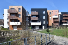 53 logements collectifs