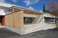Rénovation de l'Institut Agronomique Méditerranéen Montpellier