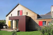 Extension, réhabilitation et isolation à Nantes