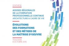 Actes des Assises de la Formation continue à Toulouse