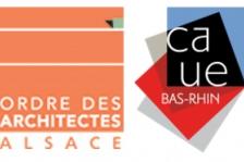 Logo Alsace CAUE