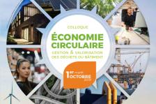 Colloque Economie circulaire CINOV 1