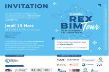 Rex BIM Tour