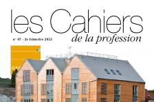 Couverture - Cahiers de la profession 47