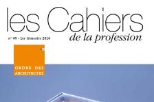 Couverture - Cahiers de la profession n°49