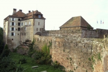 Restructuration du Château de la Petite Pierre