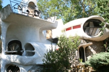 16e Rencontres Cinéma et Architecture : La maison bulle de Minzier