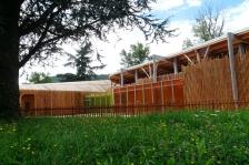 Cité scolaire végétale à énergie positive