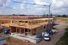 Construire avec le bois