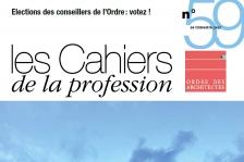 Cahiers de la profession n°59