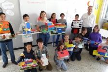 Dans la peau d'un architecte DeStijl 2 nominé France catégorie écoles