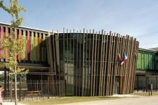Groupe scolaire maternelle et primaire Simone Veil à Bourgoin Jallieu - Tekhne Architectes